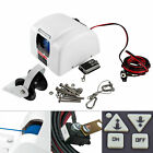 45lbs Boat Electric Power Anchor Winch W Emote Cordless Control For Saltwater