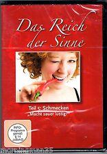 """Das Reich der Sinne - Teil 5: SCHMECKEN """"Macht sauer lustig?"""" (2010)"""