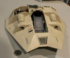 1980 Star Wars Snowspeeder WORKS Working Lights ESB Hoth Parts Lot repair HTF