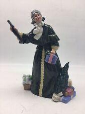 Royal Doulton Hn 2851 Christmas Parcels Porcelain Figure