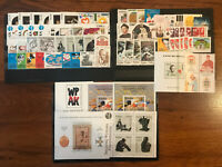 Poland 1992 Complete Year Set with souvenir sheets MNH**