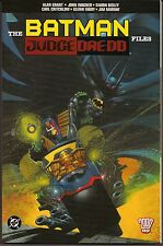BATMAN JUDGE DREDD FILES THE DC 2004 SC GN TPB 90'S X-OVER STORIES JOKER+ NEW