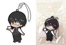 Tokyo Ghoul Teku Toko Rubber Strap Ken Kaneki Waiter Ver A Pierrot Licensed New