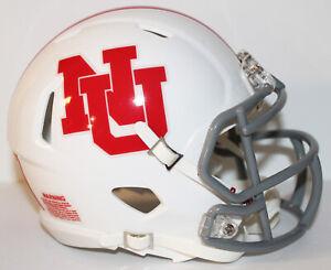 2021 Nebraska Cornhuskers Custom Riddell Mini Helmet vs Buffalo