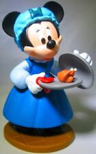 MINNIE MOUSE Mickey's Christmas Carol DISNEY PVC TOY Figure CAKE TOPPER FIGURINE