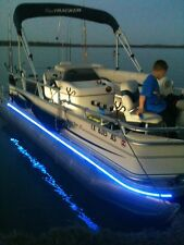 Premium LED Boat LIGHTS ___ 32 ft BIG kit - Color Selectable with remote Pontoon