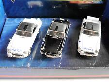MGB MG B set: Lancashire Constabulary POLICE Polizei, Corgi LC1003 in 1:43 boxed
