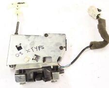2005 Jaguar X Type OEM Rear Trunk Deck Lid power release latch lock actuator 06