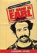 My name is Earl : Complete - L'intégrale de la série (16 DVD)