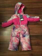 Zeroexposur Snowsuit - Camellia - 18 Month - RWay - One Piece - Fleece Lined