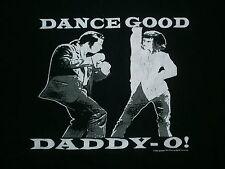 PULP FICTION DANCE GOOD DADDY-O T SHIRT John Travolta Uma Thurman Tarantino