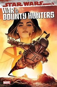 Star Wars War of The Bounty Hunters #5 - Bagged & Boarded