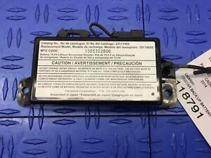 2013 - 2018 CADILLAC ATS ONSTAR BACK UP BATTERY CONTROL MODULE 23117460