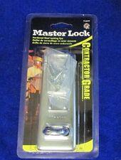 """Master Lock 704DPF Contractor Grade 4 1/2"""" Hasp"""