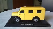 1/43 ATLAS EDITIONS  IFA HORCH H 3 A TRUCK CAMION DDR ALTAYA