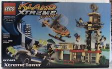 NEW Lego Island Xtreme Stunts 6740 Extreme Tower SEALED