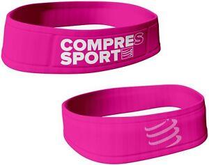 Compressport Free Belt V2 Pink Limited Edition Running Belt Mobile Phone Case
