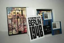AMiGA EAST VS. WEST BERLIN 1948 USATO AMIGA EDIZIONE EUROPEA PAL FR1 48854