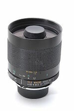 Tamron Camera Lenses 500mm Focal
