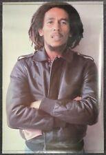 Bob Marley VINTAGE POSTER Oliver Books UK