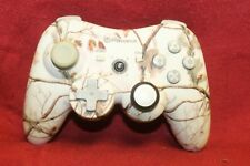 PowerA Pro Realtree Wireless Controller Camo White ~ (PS3) 142044-DA
