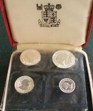1984 Maundy Set. Royal Mint Box.