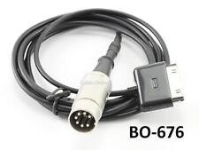 CablesOnline 6ft iPod/iPhone 30Pin to Din-7 Audio Cable BO, Naim, Quad, BO-676