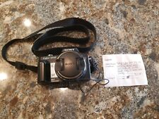 Sony Cyber Shot DSC-H10 Digital Camera 8.1 Megapixels - Black - Listing#2