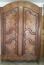 "Louis Xv 18th Century ""Chateau Armoire"""