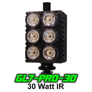 Ghost Light™ GL7-PRO-30 30 Watt IR LED Light for Infrared & Full Spectrum Camera