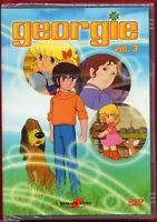 DVD ANIME/MANGA ANNI 80-GEORGIE 3-1 EDIZIONE YAMATO VIDEO lady,candy,oscar,heidi