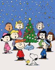 Charlie Brown Christmas Iron On Transfer For T-Shirt & Light Color Fabrics #9