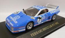 Coches, camiones y furgonetas de automodelismo y aeromodelismo azules IXO Ferrari