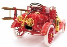 1910s Ford Fire Truck Vintage Antique  A 1 T Metal Model 18 Engine 24 Pickup Car