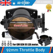 92mm Throttle Body + TPS IAC Throttle Position Sensor Control for LSX LS LS1/2/7