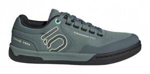 Five Ten Freerider Pro Primeblue Womens Shoes Acid Mint / Hazy Emerald / Sand