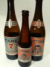 Beer Bottles smokestack series Blvd brewing co Missouri Sixth glass #7 EMPTY