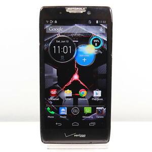 Motorola Droid RAZR MAXX HD (Verizon) XT926 4G 32GB Smartphone - Current Users