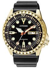 CITIZEN Automatik Herren-Armbanduhr NH8383-17EE