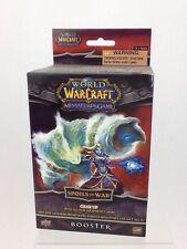 World of Warcraft Miniatures Spoils of War Booster Pack NEW