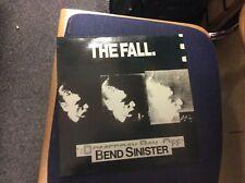 THE FALL BEND SINISTER ORIGINAL BEGGARS BANQUET LP