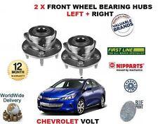 Per Chevrolet Volt 1.4 HYBRID 2012 -- > NUOVO 2x ruota anteriore cuscinetto mozzo sinistra + destra