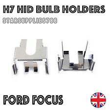 2x H7 FORD FOCUS HID CONVERSION KIT HEADLIGHT BULB HOLDERS FOCUS MK2 MK3 HOLDERS