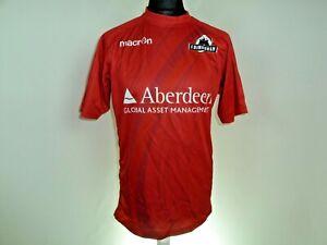 Edinburgh Rugby AWAY SHIRT 2012-13 Regular  Fit Shirt UK Small