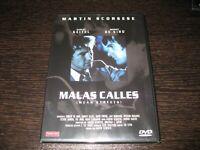 Erbacce Strade DVD Harvey Keitel Robert De Niro Sigillata Nuovo