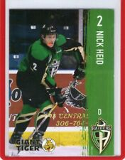 2016/17 Prince Albert Raiders (WHL) - NICK HEID