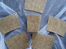 Gold Popcorn Favor Boxes; Princess Theme Favor Box; Royal Baby Shower Favor Box