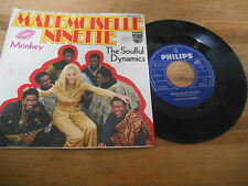 "7"" Pop Soulful Dynamics - Mademoiselle Ninette / Monkey (2 Song) PHILIPS"
