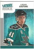 2009-10 Upper Deck Victory #329 Logan Couture RC