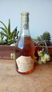 """Grappa Romano Levi  """"tre grappoli"""" 2006 rara - rare bottle!"""